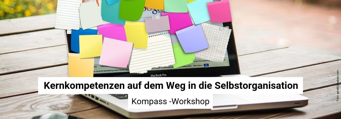 Kompass Workshop: Macht und Selbstermächtigung im Wandel